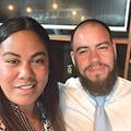 Iaeva & Nathan Paki